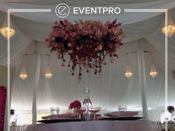 Tmx 1489988608082 Eventpro Weddingwire Chandeliers2 Glen Burnie wedding eventproduction