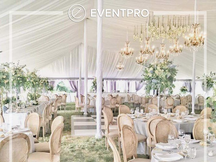 Tmx 1489988618889 Eventpro Weddingwire Chandeliers4 Glen Burnie wedding eventproduction