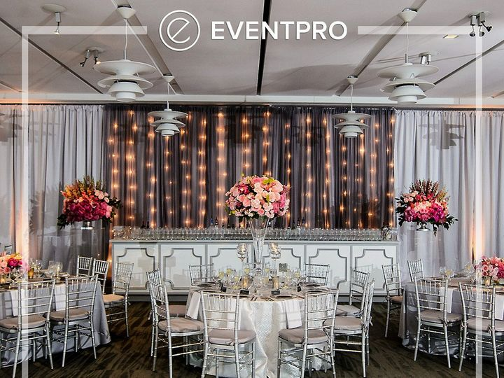 Tmx 1490163521906 Eventpro Weddingwire Drapery4 Glen Burnie wedding eventproduction