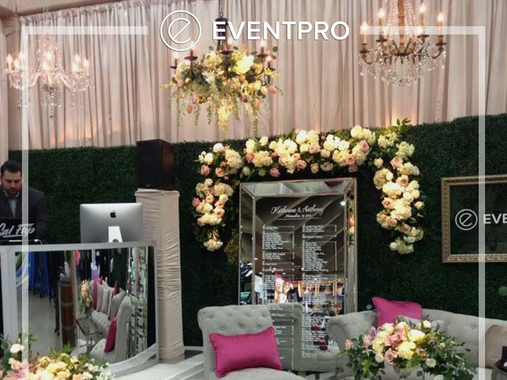Tmx 1490414730387 Eventpro Weddingwire Furniture16 Glen Burnie wedding eventproduction