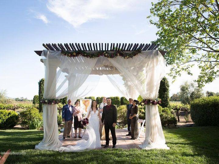 Tmx 1465265301358 1305572515906076679187472426998390907885057o Sonoma, California wedding officiant