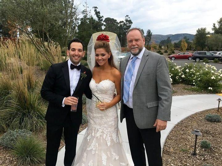 Tmx 1485205731591 1510731316898622779932852751806510634408857n Sonoma, California wedding officiant