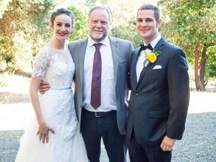 Tmx 1530901684 C624767234eb5d8c 1530901683 44a2eb467186f606 1530901679368 1 Alex And Zia Sonoma, California wedding officiant