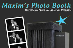 Maxim's Photo Booth