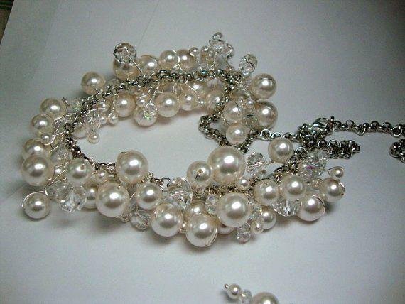 PearlandCrystalPrincessnecklace