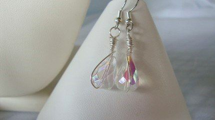 Tmx 1312346373588 Crystalearrings Greeley wedding jewelry