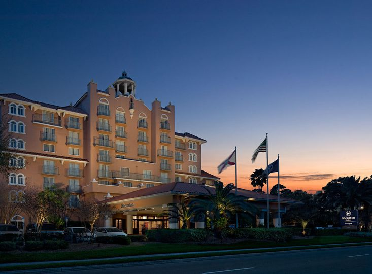 Four Points by Sheraton Tampa Airport Westshore