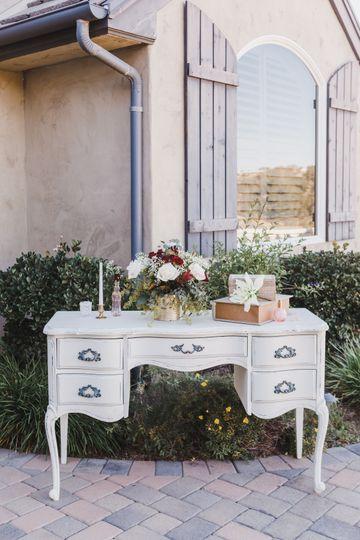 Desks/Entry Tables