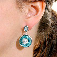 Tmx 1305490314548 Earringswearing Milton wedding jewelry