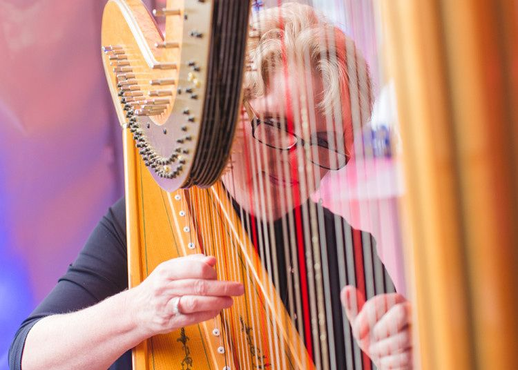 knoxville harpists