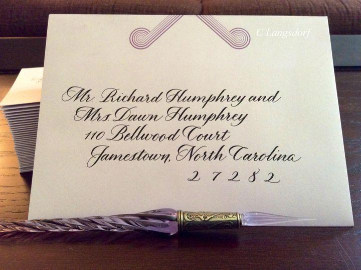 Tmx 1438440742036 Fullsizerender 2 Hendersonville wedding invitation