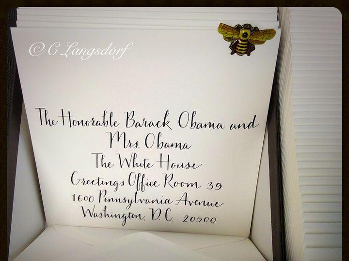 Tmx 1438440849710 Img2385 2 Hendersonville wedding invitation