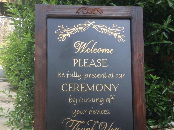 Tmx 1464826386205 Unplugged Gold Hendersonville wedding invitation