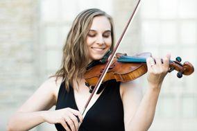 Elegant Violin by Lindsay Skipper