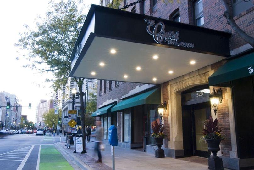 The Crystal Ballroom Lounge