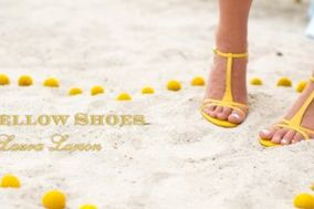 Two Yellow Shoes