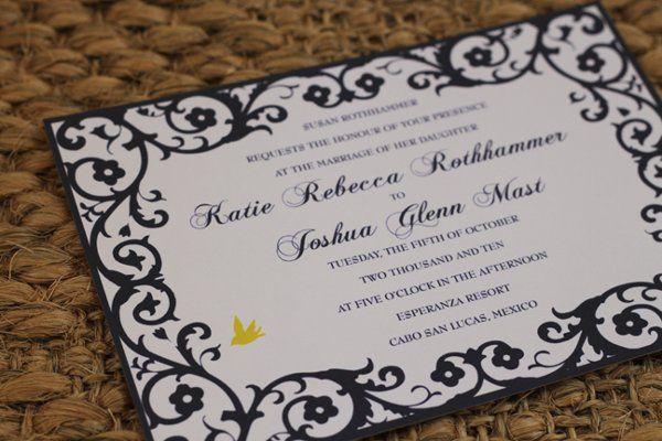Tmx 1309221799240 Ny6 Sudbury wedding invitation