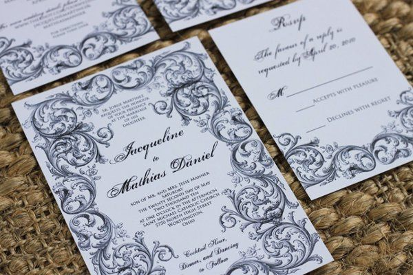 Tmx 1309222215777 Scrolls10 Sudbury wedding invitation