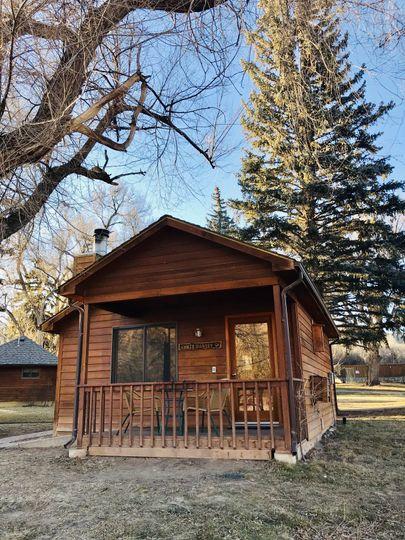 Annie Oakley Cabin