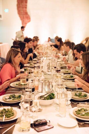 Customized menus - LRE Catering