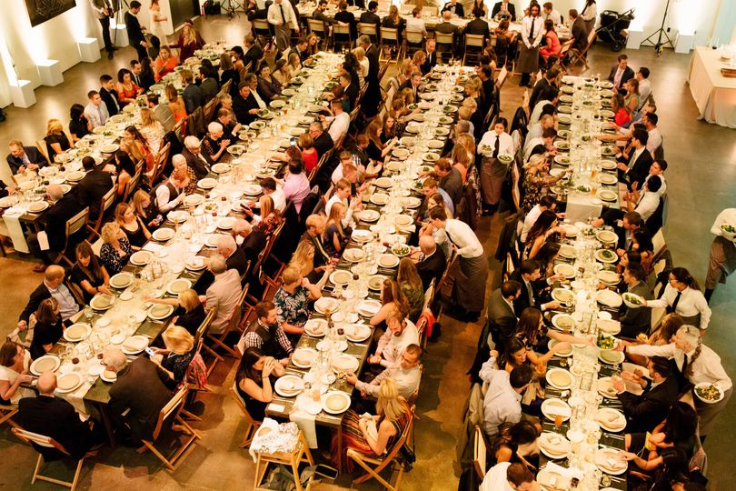 Catering for large events - LRE Catering
