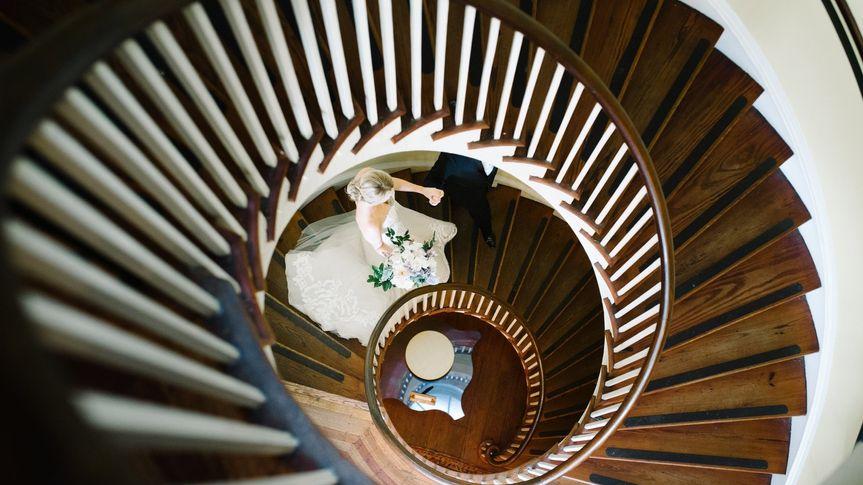 Spiral staircase - Pretty Films