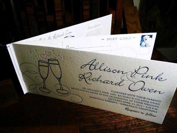 Tmx 1300816463990 P1040678 Long Beach wedding invitation