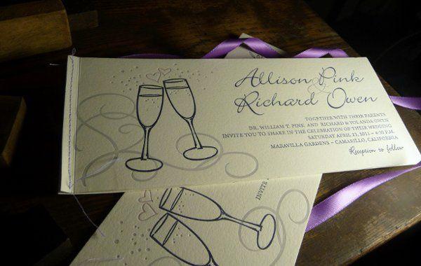 Tmx 1300816613334 P1040704 Long Beach wedding invitation