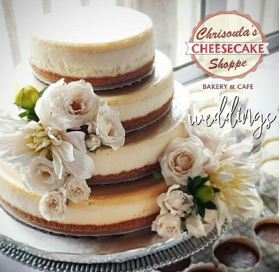 Chrisoula S Cheesecake Shoppe And Cafe Wedding Cake Pensacola Fl Weddingwire