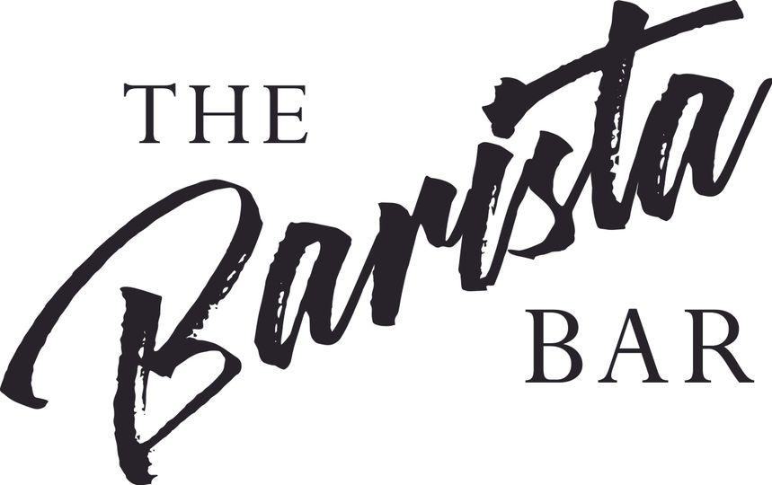 the barista bar