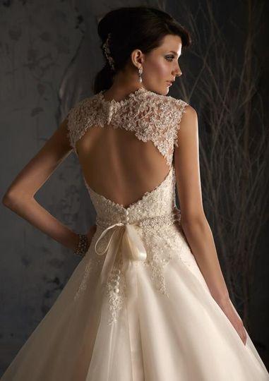 Black Tie & Bridal Lace - Dress & Attire - Fresno, CA - WeddingWire