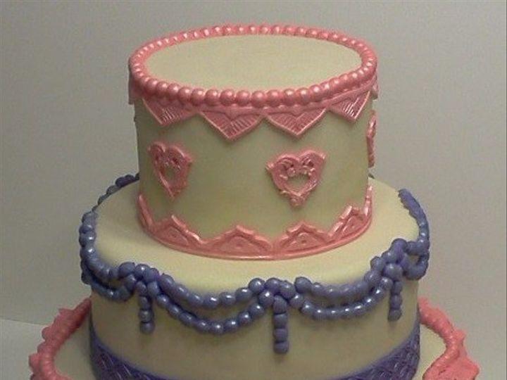 Tmx 1389744470075 01 Tampa, FL wedding cake