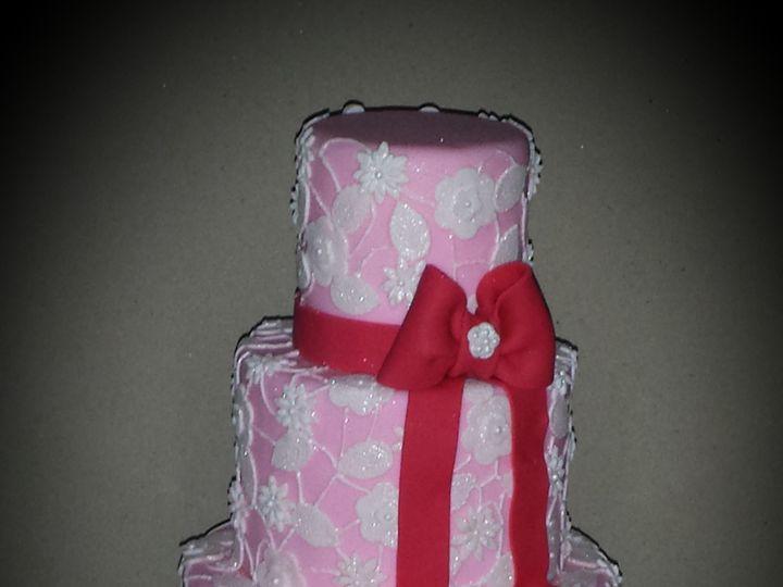 Tmx 1392421344807 08 Tampa, FL wedding cake