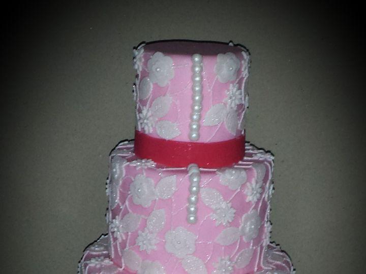Tmx 1392421436387 08 Tampa, FL wedding cake