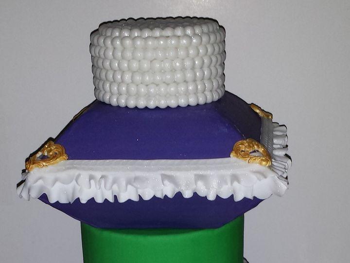 Tmx 1392421483166 2014013013432 Tampa, FL wedding cake
