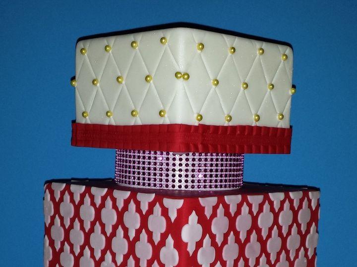 Tmx 1392425691073 02 Tampa, FL wedding cake
