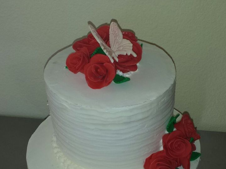 Tmx 1517311291 Ea9785f734fe59fd 1517311290 F0019b32eabbcec8 1517311290077 7 2017 03 24 17.25.5 Tampa, FL wedding cake