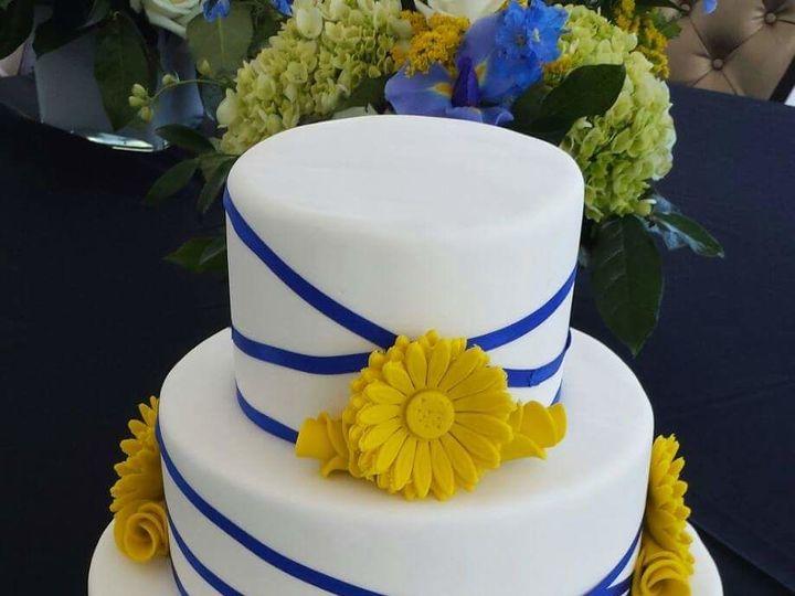 Tmx 1517311422 8f8035687478a8bf 1517311421 78ef6255a6efdfe3 1517311420806 18 FB IMG 1463617188 Tampa, FL wedding cake