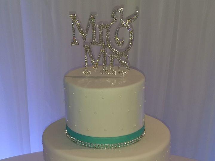 Tmx 1528110385 2e8370e579f23006 1528110382 6cf2628cc8d5976b 1528110381471 3 IMG 20180527 15421 Tampa, FL wedding cake
