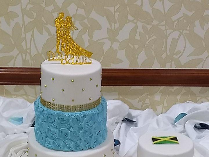 Tmx 1530011722 904acf0fa267b349 1530011719 B2f63b8fbbce4a15 1530011708753 5 R Toledo Tampa, FL wedding cake
