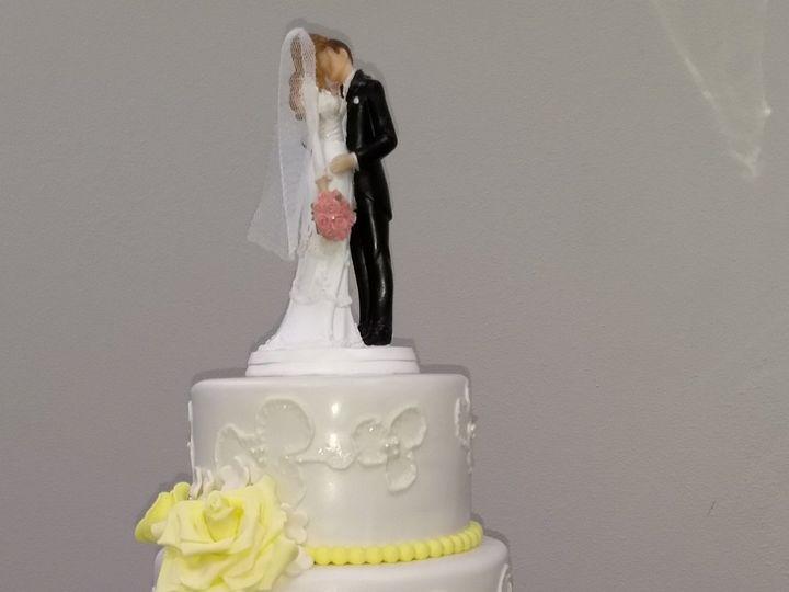 Tmx 1530011722 Abe6859a9d028169 1530011719 284397a404247ae9 1530011708754 6 Seneca Tampa, FL wedding cake