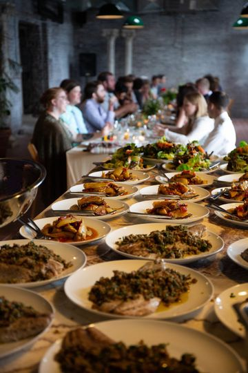 Marlow Events catering