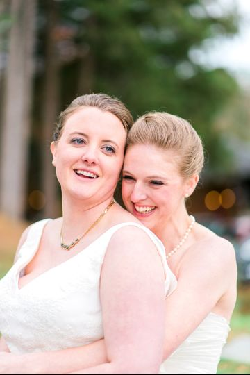 lindsay stephanie wedding 0696 photo