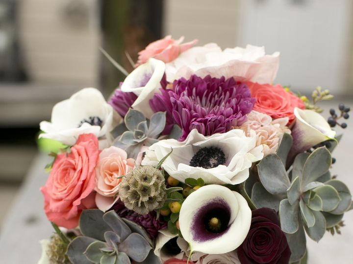 Tmx 1457626639570 Mv0075c Hicksville, New York wedding florist