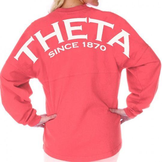 theta since 1780 pin
