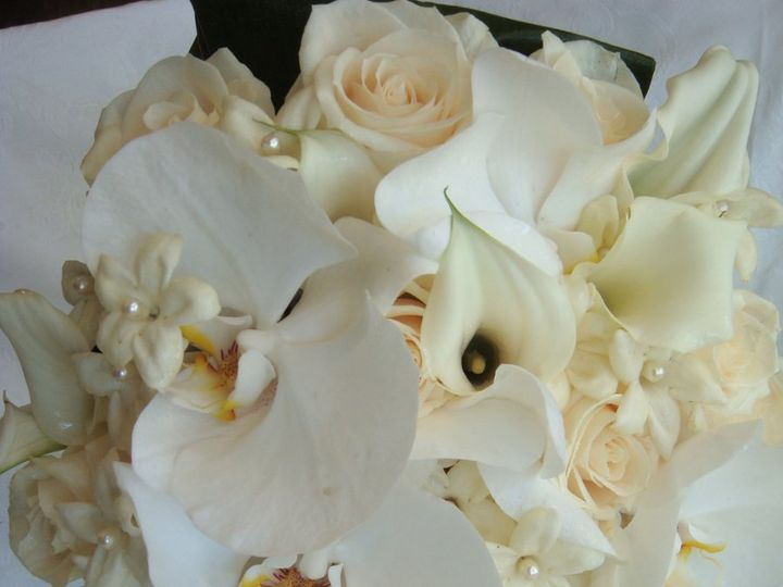 Tmx 1343855814751 WeberCatapano81211001 Stony Brook, New York wedding florist