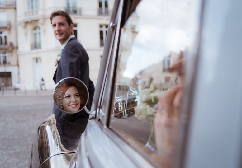 Destination Wedding: Paris