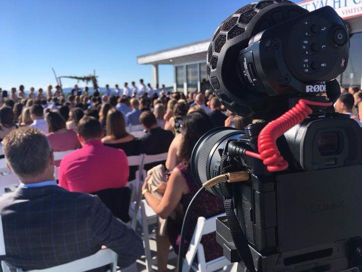 Wedding on the Puget Sound