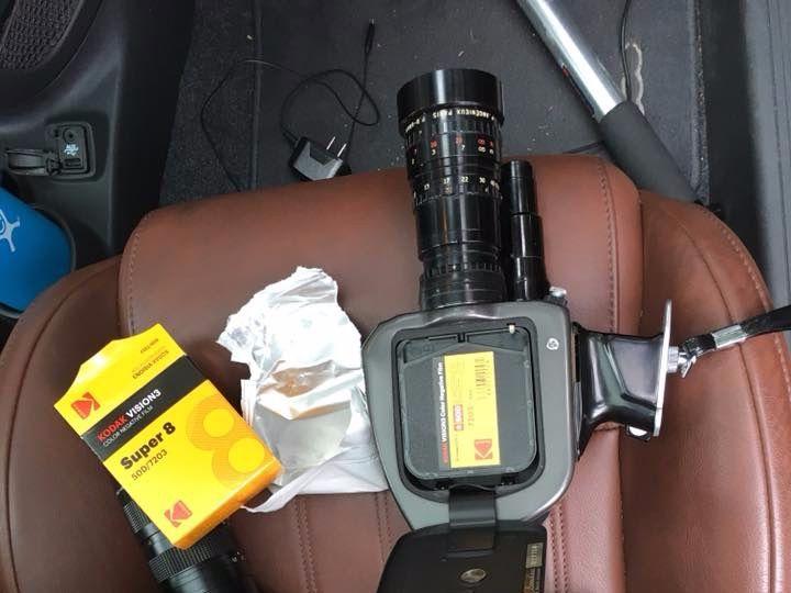 Tmx Super 8mm Cameras In Car 51 445530 158345152212000 Edmonds, WA wedding videography