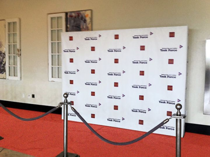 Tmx 1503936121969 Step And Repeat Custom Wedding Photo Booth Wall In Indianapolis wedding rental